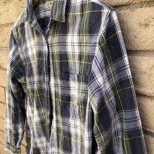 Vintage L.L. Bean plaid Flannel shirt